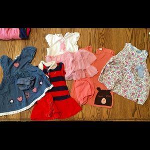 24 month girls dresses